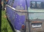 Vollkswagen kombi del 62, contactarse.