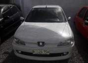 Peugeot diesel 306 Única dueÑa sedan 4 puertas 2001
