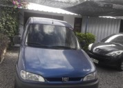 Peugeot partner aÑo 2000