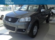 Excelente great wall wingle 5 2015 0km