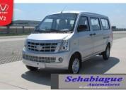Camionetas victory auto v2 mini bus 11 pasajeros
