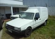 Vendo o canje x otro valor fiat fiorino furgon 1.7 d nueva