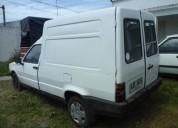 Fiat fiorino furgon muy entera compacta ideal repartos economica