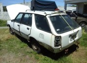 Renault 18 break rural nafta 1990 motor nuevo