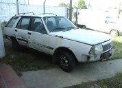 Vendo o canje x motos o similar renault 18 break 5 ptas.