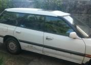 Excelente subaru legacy station wagon2.2 4wd 1990