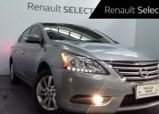 Nissan sentra advance 2014, contactarse.