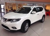 Nissan xtrail exclusive 2017 0km, consultar.