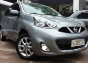 Excelente nissan march extra full 2015
