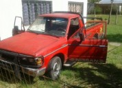 Linda camioneta nissan 720