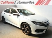 Honda civic ext 1.5l turbo modelo 2018!