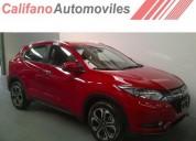 Honda hrv exl 4x4 extra full modelo 2018