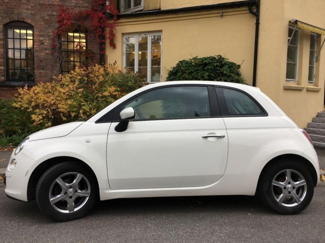Excelente Passion Fiat 500