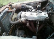 Excelente jeep 4x4 diesel motor isuzu