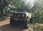 Excelente jeep scout 4x4 cj3 r18