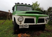 Excelente willys rural motor 6cc