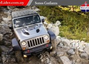 Jeep wrangler unlimited rubicon motor