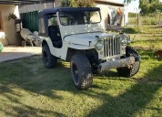 Excelente jeep willy