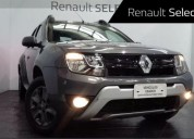 Excelente renault duster 4x4 2016