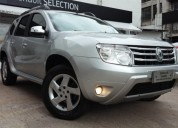 Excelente renault duster 4x2 2014