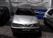 Renault megane rt aÑo 2000 sedan 4 puertas
