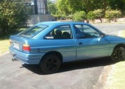 Vendo excelente ford escort 1.6 1994