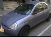 Excelente ford ka 98 inyeccion c/deuda regalo!!!
