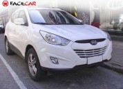 Hyundai tucson gl 2013 automático nafta u/dueño impecable!!