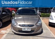Excelente hyundai accent super full 2014