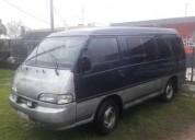 Excelente hyundai h100 diesel 12 pasajeros. al dia