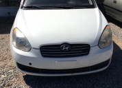 Hyundai accent crdi turbo 2011, contactarse.