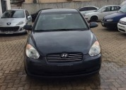 Excelente hyundai accent sedan 2008