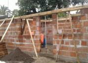 Trabajos de construcción, contactarse.