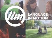 Clases de idiomas presenciales / online