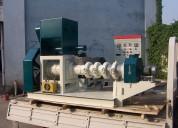 Extrusora meelko para pellets flotantes para peces 700-800kg/h 75kw - mked135b