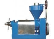 Prensa extrusora meelko de oleaginosas extracción de aceites 150-200 kg/hr