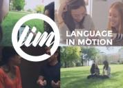 Aprenda idiomas con nativos