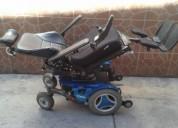 Silla de ruedas americana