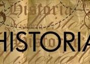 clases de historia.