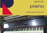 Clases de Órgano-piano-teclado en escuela de música recrearte