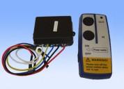Guinches y malacates electricos e hidraulicos