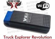 Autovei truck explorer revolution