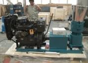 Meelko peletizadora 260mm 35 hp diesel mkfd260a