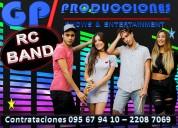 Contrataciones rc band uruguay contacto rc