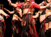 Clases de danza arabe en montevideo