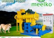 Extrusora meelko para pellets perros mked080b