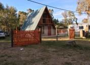 Alquilo excelente casa cabana en piriapolis.