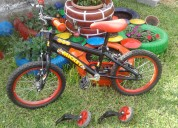 Bicicleta mickey casi sin uso 094085287