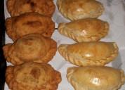 Empanadas caseras a 15 pesos