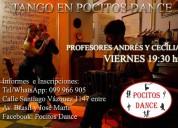 Tango pocitos dance montevideo uruguay
